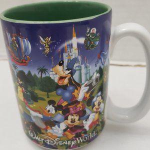 Disney Parks Mug Grandpa Mickey Donald Duck Goofy